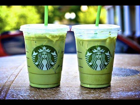 Starbucks Green Tea Latte Recipe Dupe -