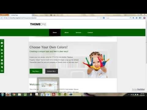 WYSIWYG Web Builder 9 Tutorial - Replace Property Values Tool