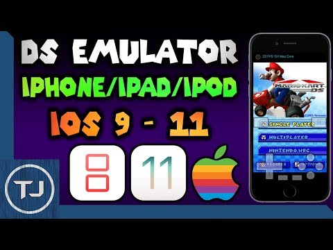 The Best DS Emulator For iOS 11 iPhone/iPad! (iNDS)