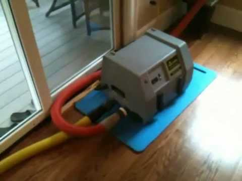 How to Save a Water Damaged Kitchen Hardwood Floor