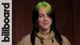 Billie Eilish Reveals What Advice She Received From Spice Girls' Mel C | Women In Music