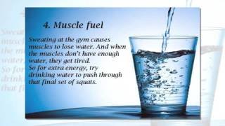 Best time to drink water for Fit Heath