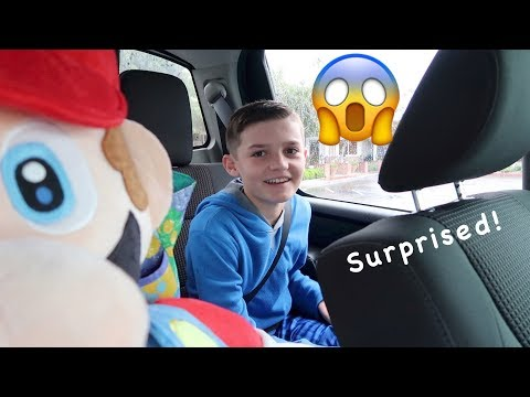 Big Surprise on Vacation