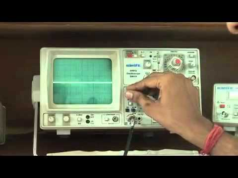 Function Generator and CRO