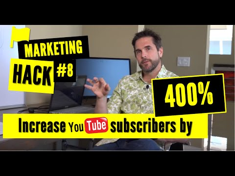 How to Increase your YouTube Subscribers by 400%