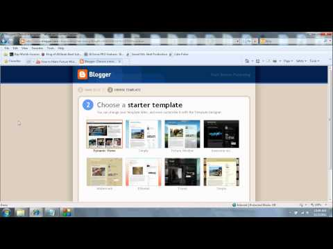 How to add Picture/Image Widget To Blogger Blog