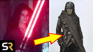 Star Wars Theory: Dark Rey Is A Clone