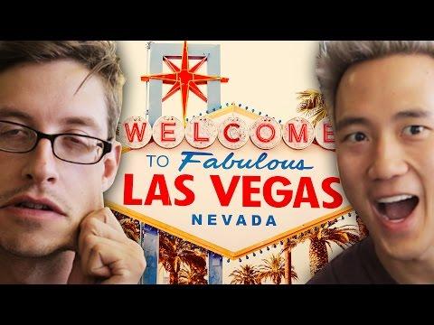 Las Vegas Hangover Food Taste Test