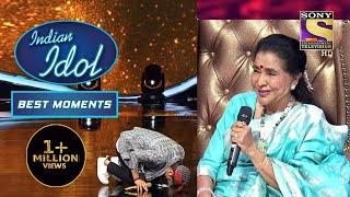Asha जी ने पूछा एक Sweet सवाल Pawandeep से | Indian Idol Season 12 | Best Moments