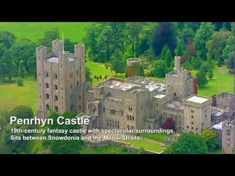 Visit North Wales (Llandudno) (Snowdonia National Park) (Location for films and television shows)