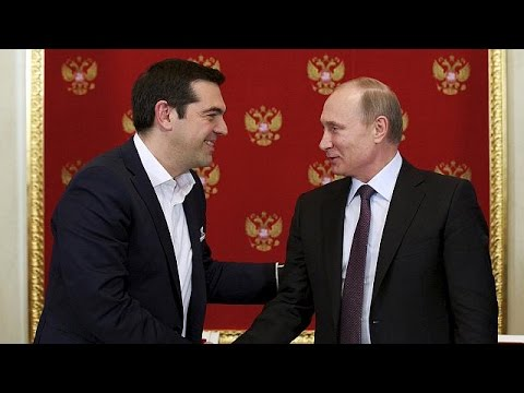 No financial aid request from Tspiras in Moscow