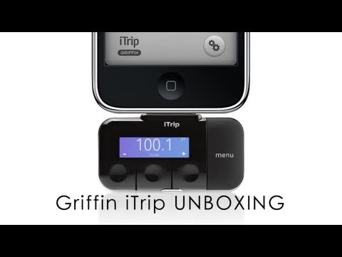 Griffin iTrip FM Transmitter Unboxing