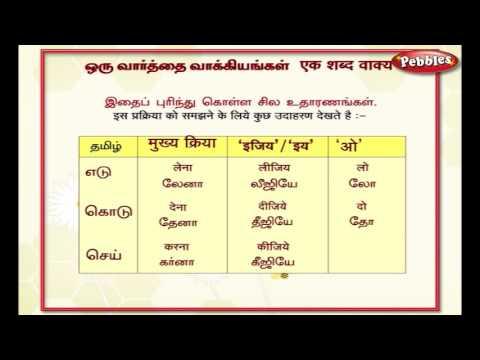 Learn Hindi Through Tamil   Learning Hindi   Lesson - 11
