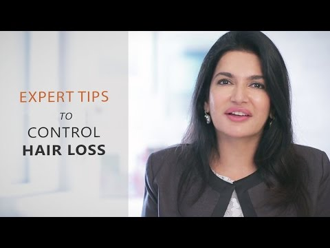 How To Stop Hair Loss - Expert Tips To Follow
