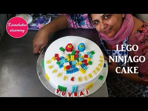Lego Games Ninjago:Cake Decorating