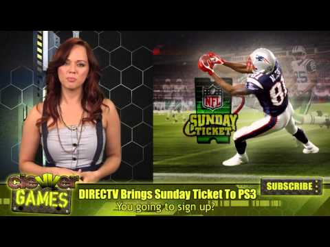 NFL Sunday Ticket Available On Your PS3