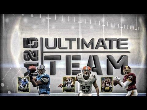 Madden 25 Ultimate Team MUT - Team Captain Selection | Starter Pack Opening