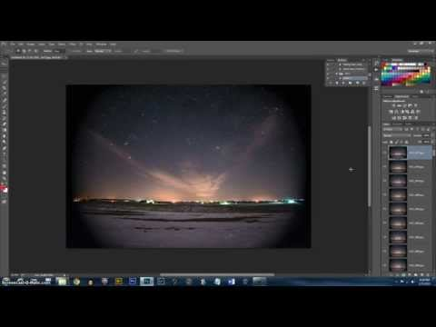 How To: Make a Time-Lapse in Photoshop (4K)