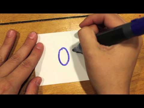Learn to How to Write Your ABC's