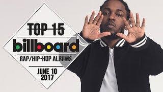 Top 15 • US Rap/Hip-Hop Albums • June 10, 2017 | Billboard-Charts