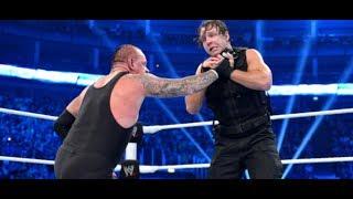 WWE Kurt Angle Provides BREAKING NEWS On The Undertaker Dean Ambrose RETURNS RAW WWE NEWS 2018