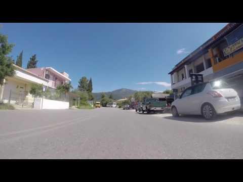 Trip to Mount Pantokrator
