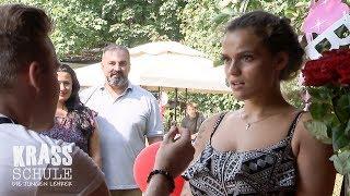 Carmen, willst du mich heiraten? 🤵💍 #150 | Krass Schule