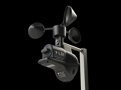 LSI Wireless GS026 Wind Speed Sensor - IN STOCK   CALL NOW