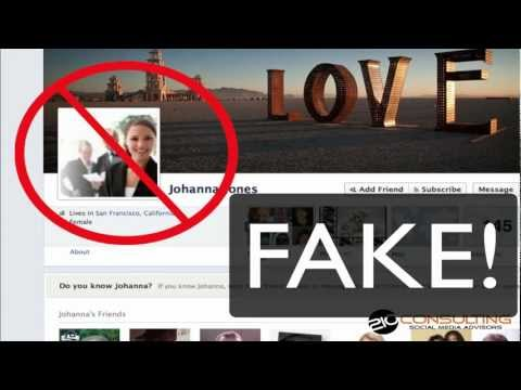 How To Recognize Fake Accounts on Facebook