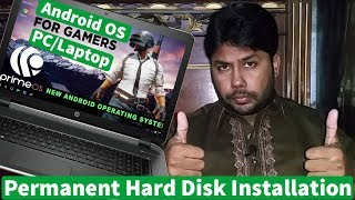 How to run Prime OS without using USB drive easiest method PART-1