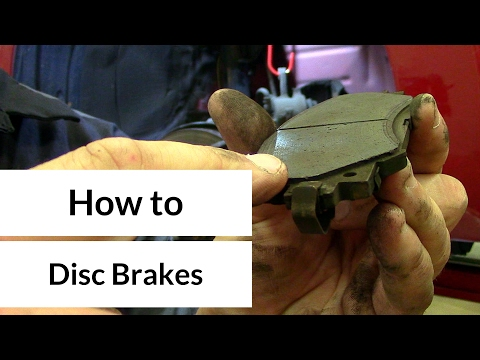 Basic Front Disc Brake Job - 2012 Scion xD