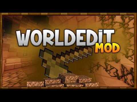 Como Descargar e Instalar Worldedit MOD 1.8