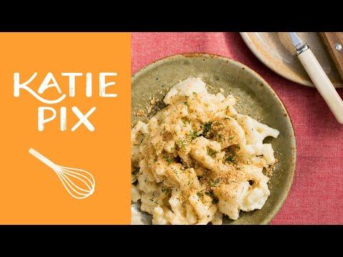 Cauliflower Macaroni and Cheese Recipe | Katie Pix