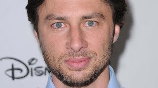 This Is Why Zach Braff Got Dumped By Hollywood