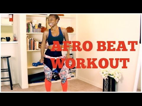AFRO BEAT DANCE WORKOUT