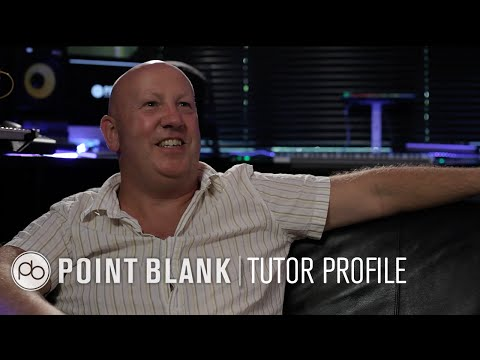 Instructor Profile: Steve Hillier (Dubstar, Gary Numan, EMI Records)