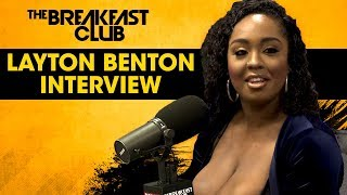 Adult Film Actress Layton Benton Talks Her Career In The Industry, Donates To #Change4Change