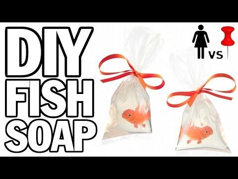 DIY Fish Soap, Corinne VS Pin #12
