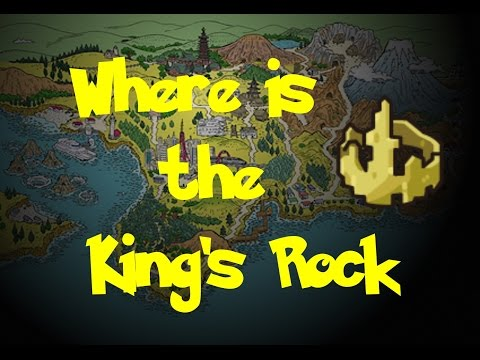 Where Is: The King's Rock (Pokemon Gold/Silver/Crystal)