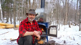 Putting the Old Relic to Work | Free Food and Tools from the Forest