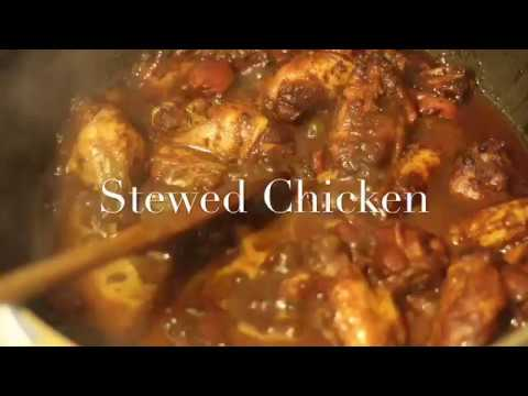 Stewed Chicken
