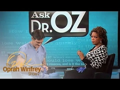 Meet the Worm Dr. Oz Calls the Mother of All Parasites | The Oprah Winfrey Show | OWN