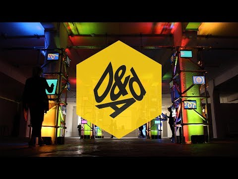 Visiting the D&AD Festival 2018