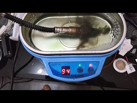 How To Clean An Oxygen Sensor