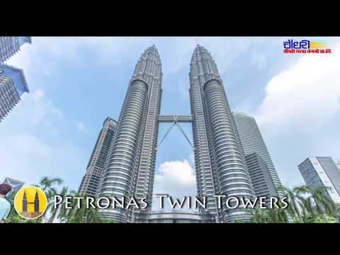 Singapore, Malaysia,Thailand Tour 2018