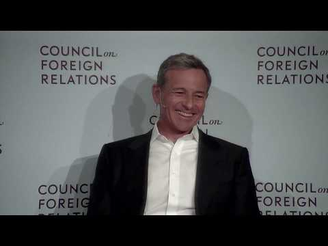 A Conversation With Disney CEO Robert A. Iger