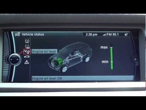 Check Oil Level on BMW Vehicles Without Dipstick