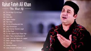 Tu Hi Rab Tu Hi Dua - Rahat Fateh Ali Khan Songs | Superhit Album Songs Jukebox - HINDI HEART sONGs