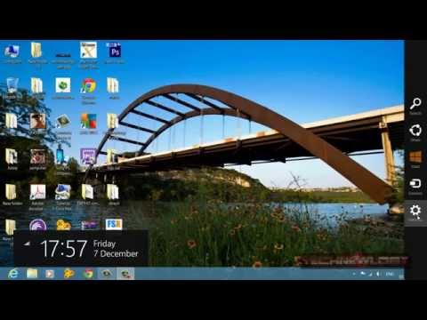 Keyboard fix for windows 8