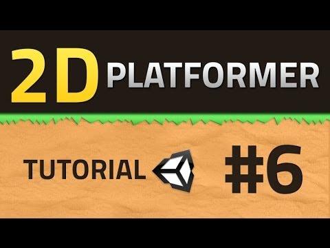 6. How to make a 2D Platformer - Unity Tutorial